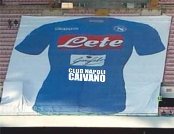 CAIVANO: 90° Anniversario SSC Napoli, tanto rumore per una maglietta