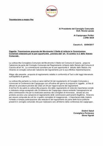 propostaM5S Casoria