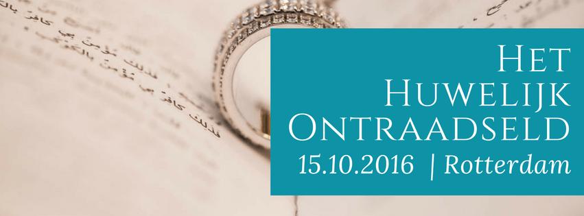 Huwelijk Ontraadseld Banner (Website)
