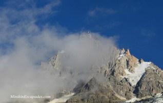 Glorious adventures in Chamonix, France