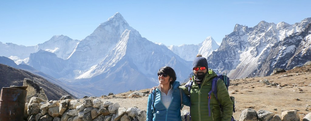 Everest three high passes – Crossing the Chola pass