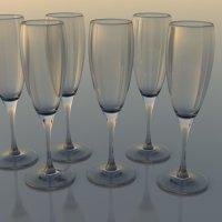 <!--:en-->Champagne glasses - A lighting study<!--:--><!--:es-->Copas de champán - Un estudio de iluminación<!--:-->