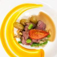 Private Dinners: Sample Menu (Winter)