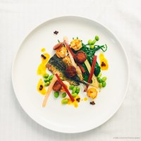 Private Dinners: Sample Menu (Seasonal Fish)