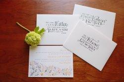 Gracious I Diy Wedding Envelope Addressing Tips Julep Diy Wedding Invitations Paper Diy Wedding Invitations Cheap