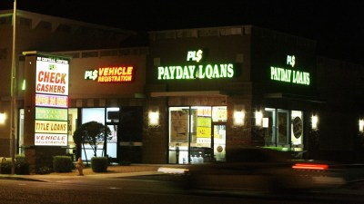 Can't Wait Til Payday: PayDay Lenders Continue To Prey On The Poor