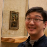 The Mona Lisa and Min