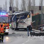 Accident à Rochefort : la ridelle du camion serait en cause