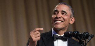 États-Unis : Barack Obama tacle Donald Trump avec humour