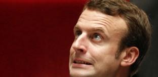 Présidentielle 2017: 2 Français sur 3 opposés à la candidature d'Emmanuel Macron