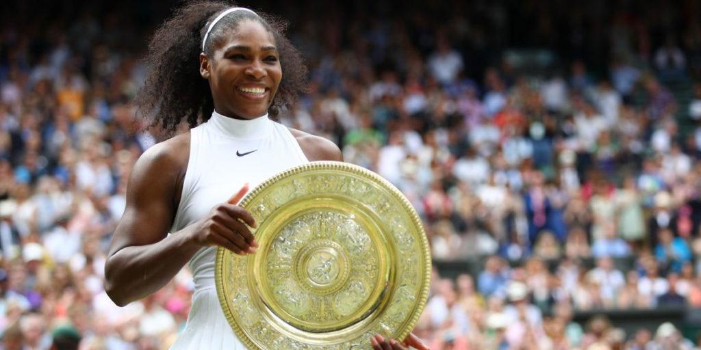 Serena Williams sera tête de série — Wimbledon
