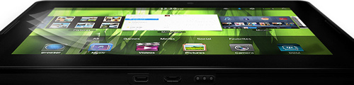 Blackberry Playbook Adobe AIR