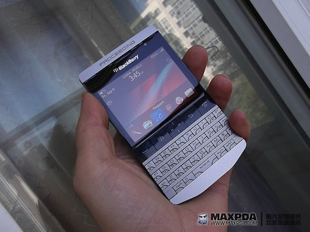 Blackberry 9980 Mexico