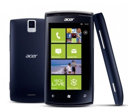 acer allegro con windows phone