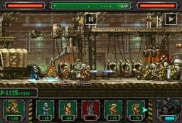 metal slug defence