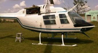 """Helicóptero de Sagarpa transporta a funcionario con """"maletas de dinero"""""""