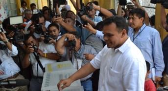 TEPJF valida triunfo de Rolando Zapata sobre Huacho Díaz