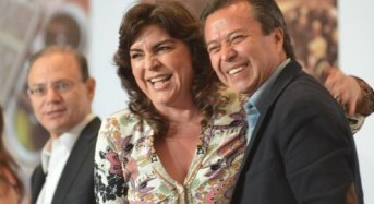 Van a la Cámara de Diputados César Camacho e Ivonne Ortega