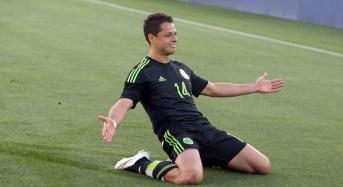 """Mexicanos en Europa: """"Chicharito el segundo mejor goleador en Europa"""""""