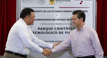 Yucatán: tierra donde se palpa la armonía y el progreso.