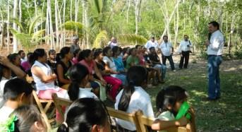 GobYucatán promueve consejos comunitarios para el diálogo