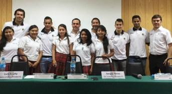 Miembros de Venados FC comparten experiencias con alumnos del Conalep