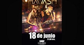 Ha Ash en el Coliseo Yucatán