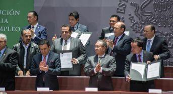 Se adhiere Yucatán a convenio nacional para la formalización del empleo