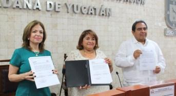 IEPAC e INDEMAYA firman convenio en pro del sector indígena
