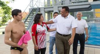 Selección nacional de clavados elogia infraestructura deportiva de Yucatán