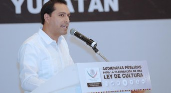 El alcalde participa en la Audiencia Pública para la Elaboración de una Ley de Culturas Populares y Lenguas Indígenas