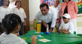 Escuela de Verano 2016, oportunidad para aprender y jugar