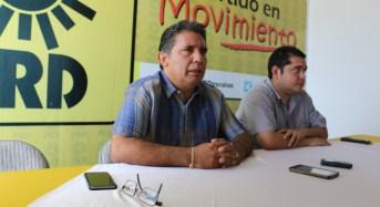 Alejandro Cuevas se manifiesta en contra de los altos sueldos de los parlamentarios