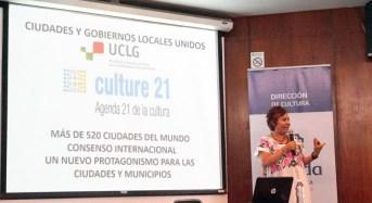 Taller Mérida Ciudad Piloto Agenda 21, impulso a la cultura como eje de desarrollo