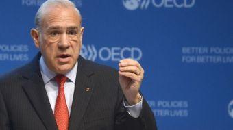El Secretario General de la OCDE, Angel Gurría, celebra el cese al fuego en Colombia.