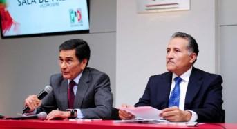 Suspenden PRI derechos del militante al aun gobernador de Veracruz Javier Duarte
