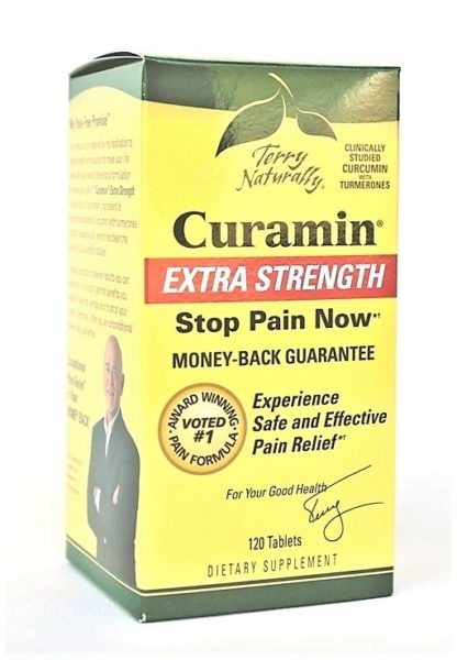 Curamin Extra Strength 120 Tablets