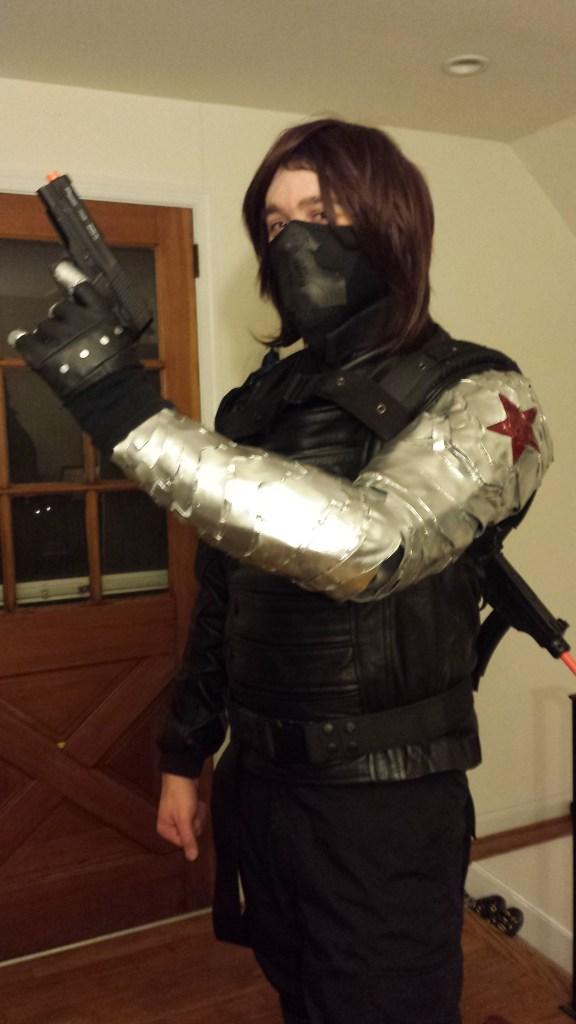 winter soldier, cosplay, bucky barnes, captain america, wonderlfex, cosplay construction