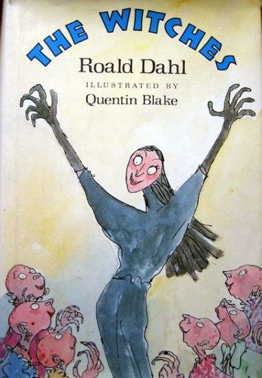 Роальд Даль. Ведьмы