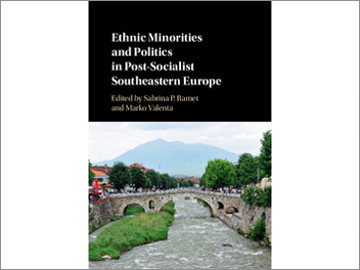 The book chapter on unrecognized ethnic minorities in Slovenia