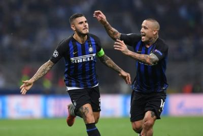 Inter Milan 2-1 Tottenham REPORT: Icardi and Vecino complete dramatic turnaround as Spurs throw ...