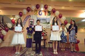 Graduates at HMADS