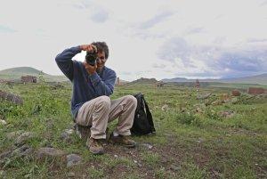 Matthew Karanian in Ani