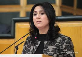 HDP Co-Chair Figen Yüksekdag