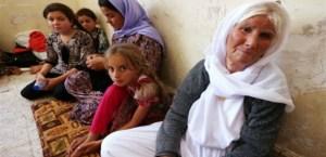 Yezidi family in Armenia