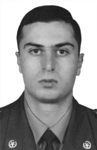 The late Gurgen Margaryan
