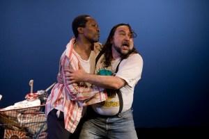 Gerald Papasian as Sancho Panza