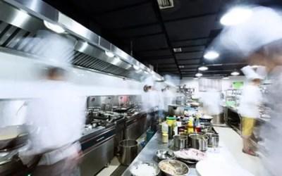 Restaurant Kitchen Design & Restaurant Size