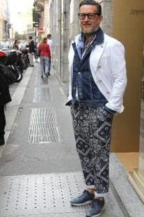 Street style in Milan | MisjaB.nl