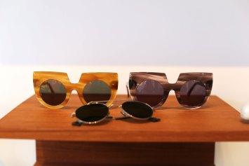 Het is zomers en zonnig: tijd voor m'n nieuwe bril